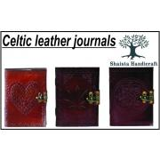 Celtic Leather Journals