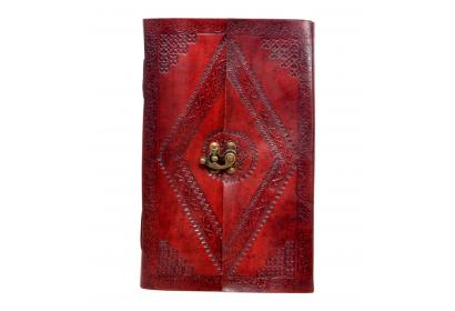 Handmade New Design Embossed Leather Journal Vintage Color Diary Perfect Selection Of Fashion Leather Store
