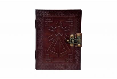 Celtic Shadow Handmade 100% Genuine Vintage Leather Journal Diary Note Book