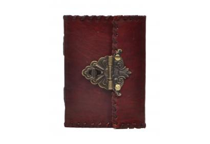 New Style Leather Journal Handmade New Lock Diary Perfect Selection Of Leather Journal Wholesaler